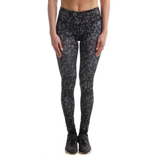 Reebok Womens Athletic Leggings Yoga Fitness