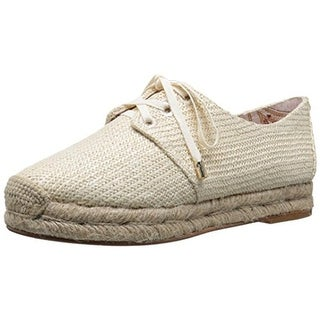 Joie Womens Wallie Woven Round Toe Fashion Sneakers