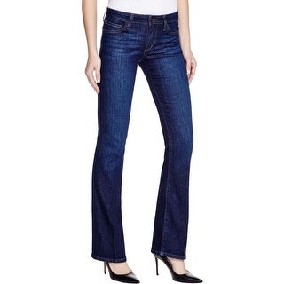 Joe's Jeans Womens Honey Bootcut Jeans Curvy Myca Wash