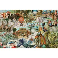 Oceania 3,000 Piece Puzzle, Globetrotter by Ravensburger