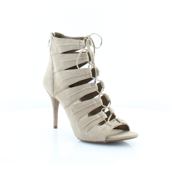 Jessica Simpson Mahiri Women's Heels Totally Taupe - 5.5