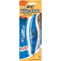 ".2""X19.8' - Bic Wite Out Exact Liner Correction Tape"