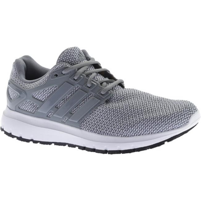 sports shoes da20c 4a2ab Shop adidas Men s Energy Cloud WTC Running Shoe Grey Grey Clear Grey - Free  Shipping On Orders Over  45 - Overstock - 12605244