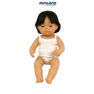 Miniland Educational Baby doll asian boy (40 cm- 15