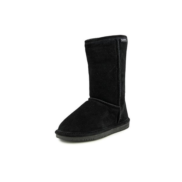 Bearpaw Emma Women  Round Toe Suede  Snow Boot