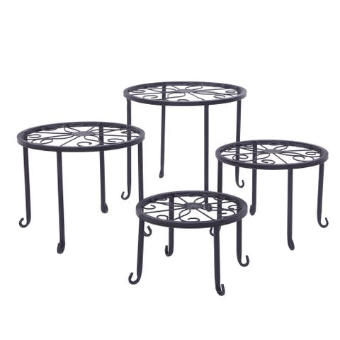 4PCS Plant Stand Set - Available In 2 Styles