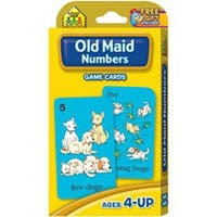 Old Maid - Game Cards