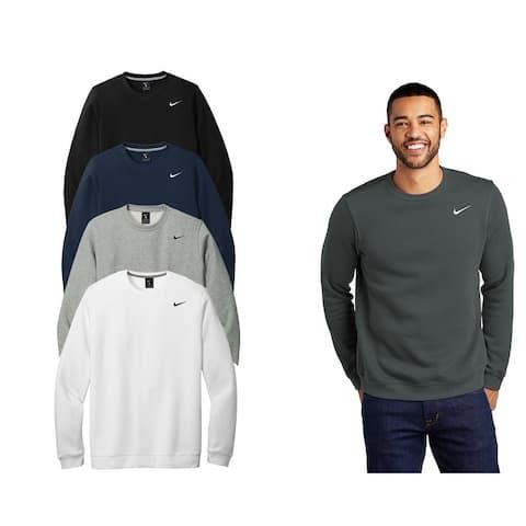 Nike Unisex Club Fleece Crew Sweatshirt