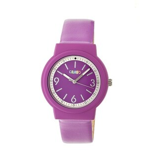 Crayo Vivid Unisex Quartz Watch