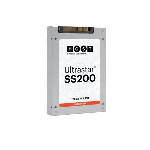 """Hgst 0Ts1393 2.5"""" 480Gb Ultrastar Ss200 Sas 15.0Mm Mlc Ri-1D W/ D Tcg"""