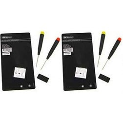 """""""Jabra Battery Kit GN 9120 (2-Pack) Battery Replacement Kit w/ Screwdrivers"""""""