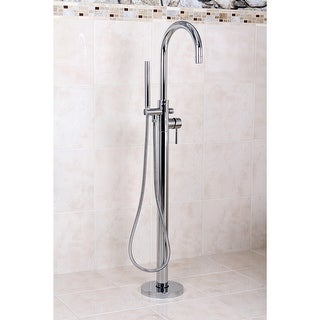 Link to Concord Freestanding Tub Faucet with Hand Shower Similar Items in Faucets