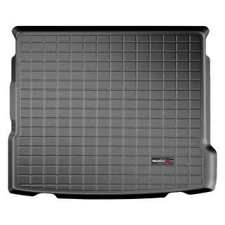 WeatherTech 40737 Series Black Digital Fit Cargo Liner: Audi Q3 2015 +