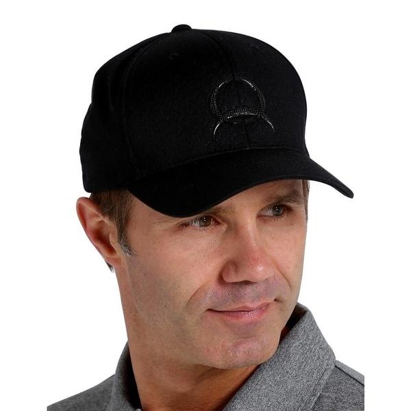 Shop Cinch Western Hat Mens Baseball FlexFit Printed 3D Black - Free  Shipping On Orders Over  45 - Overstock.com - 19452003 5102bdfbd188