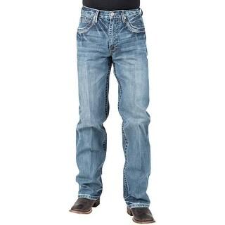 Stetson Western Denim Jeans Mens 1312 Fit Med 13-11-004-1312-4059 BU