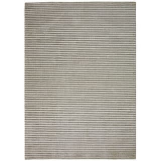 Calvin Kleincalvin Klein Newark Textured Area Rug 4 X 6 Grey Dailymail