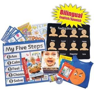 Bilingual Feeling Buddies(R) Self-Regulation Toolkit - English/Spanish