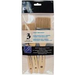 3/Pkg - Chip Brush Set
