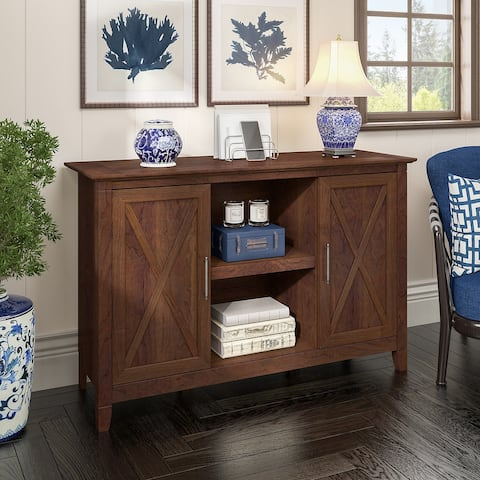 Key West Accent Cabinet with Doors by Bush Furniture