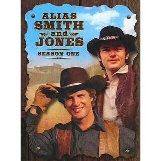Alias Smith and Jones: Season One - DVD