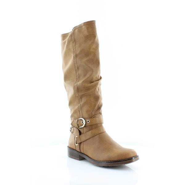 Style & Co. Beana Women's Boots Barrel/Natural - 7.5