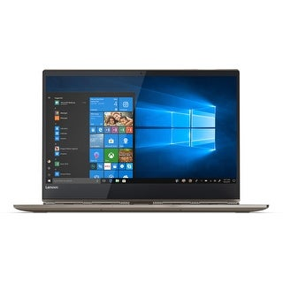 "Manufacturer Refurbished - Lenovo 80Y70074US 13.9"" Touch Laptop i7-8550U 1.8GHz 8GB 256GB W10 920-131KB"