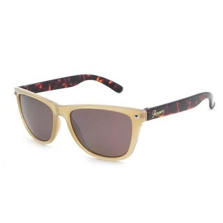 Peppers Sunglasses Spitfire Milky Caramel Tortoise with Brown Polarized Lens