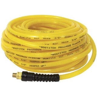 "Bostitch PRO-14100 Premium Quality Polyurethane Air Hose, 1/4"" x 100'"