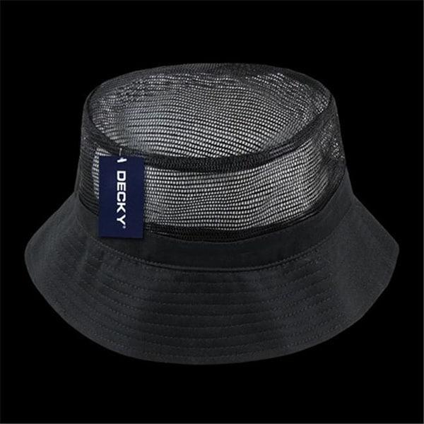 f78d456d1fa52 undertone bucket hat  decky 458 pl blk 07 mesh bucket hats black large amp