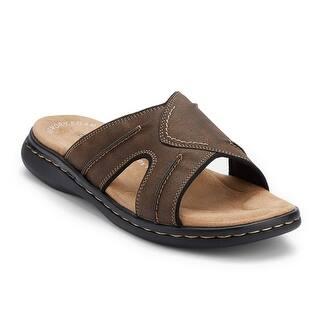 90fdbd0348a2 Buy Brown Men s Sandals Online at Overstock