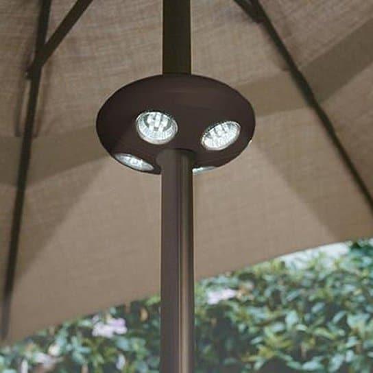 UFO Patio Umbrella LED Light Attachment