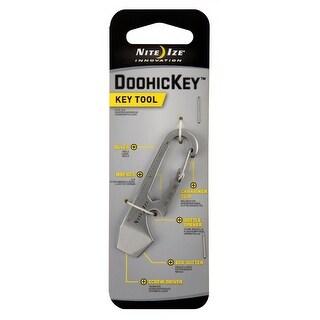 Nite Ize KMT-11-R3 DoohicKey Key Tool, Stainless Steel