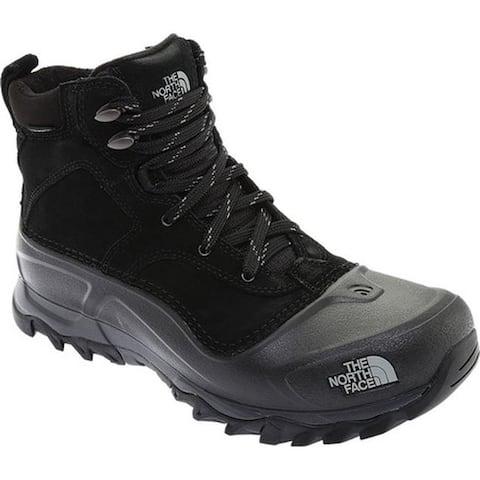 The North Face Men's Snowfuse Waterproof Boot TNF Black/TNF Black