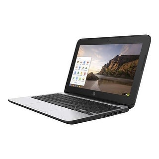 "HP 11.6"" Chromebook G4 Intel Celeron N2840 4GB RAM 16GB SSD (Refurbished)"