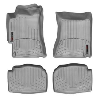 WeatherTech Subaru Impreza 2007, Subaru WRX 2002-2007 Grey Front & Rear Floor Mats FloorLiner 46097 1 2