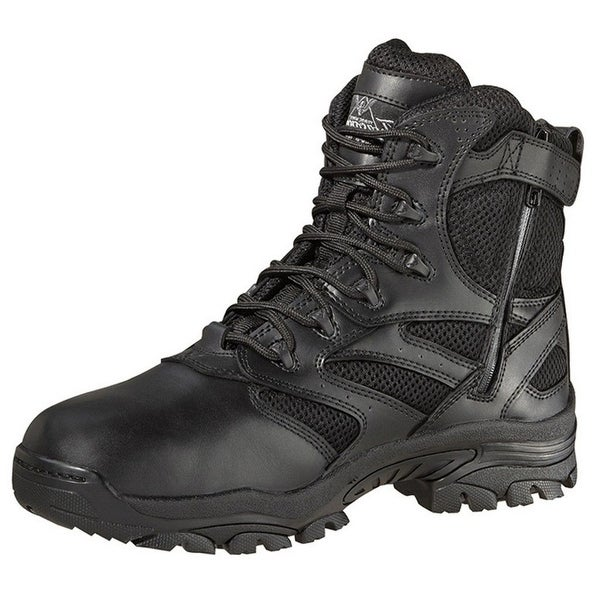 "Thorogood Work Boots Mens Uniform 6"" Waterproof Black 834-6218"