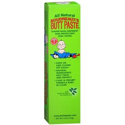 Boudreaux's All Natural Butt Paste 4 oz
