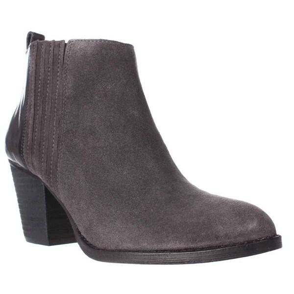 Nine West Fiffi Chelsea Ankle Boots, Dark Grey/Dark Grey