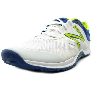 New Balance MX20 Men 2E Round Toe Synthetic White Trail Running