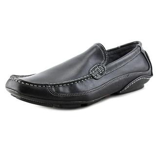 Steve Madden Novack Square Toe Synthetic Loafer