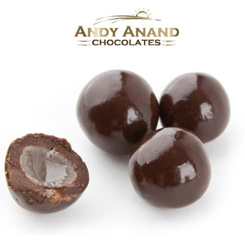 Andy Anand Dark Chocolate Cherry Cordials Gift Boxed