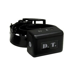 D.T. Systems H2O 1 Mile Dog Remote Trainer Add-On Collar Black