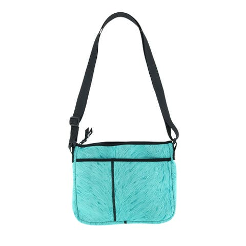 NuPouch Women's Ashbury Tech Phone and Tablet Crossbody Handbag - one size