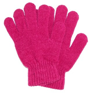 Grand Sierra Women's Ribbed Chenille Stretch Glove
