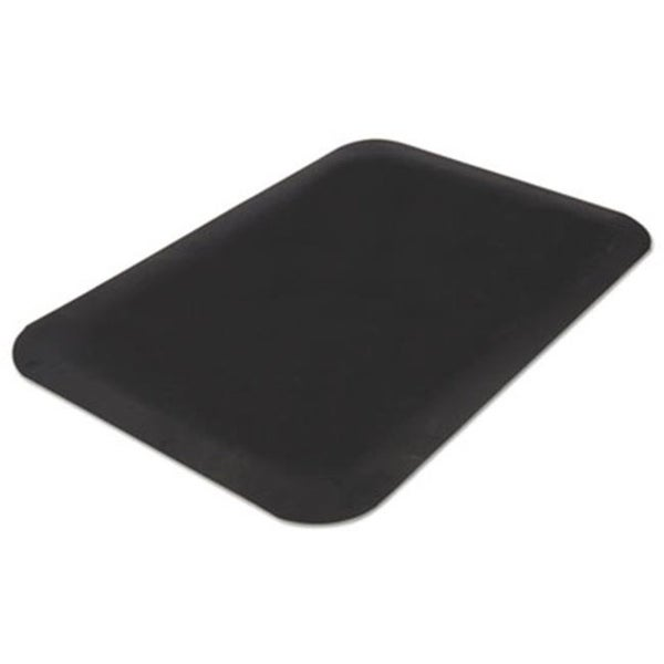 Millennium Mat Company 44030535 Pro Top Anti-Fatigue Mat 36 x 60 in. Black