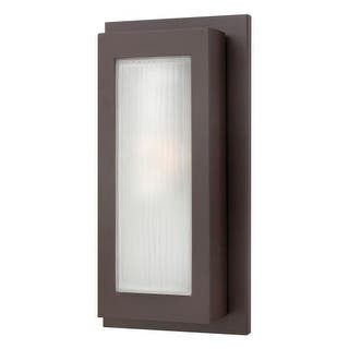 Hinkley lighting outdoor lighting for less overstock hinkley lighting 2054 gu24 175 height 1 light fluorescent outdoor wall sconce from the mozeypictures Choice Image