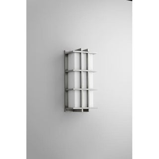 Oxygen Lighting 2-710-2 Telshor 2 Light Outdoor Wall Sconce