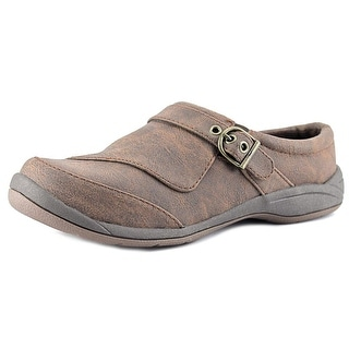 Easy Street Comet N/S Round Toe Synthetic Mules