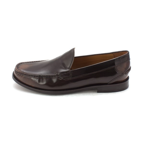 Cole Haan Mens Pinch Classic Venetian Leather Closed Toe Penny Loafer - 8.5