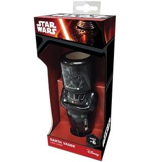 LEGO Star Wars STT6 Darth Vader Desk Lamp, 5.5 Lumens